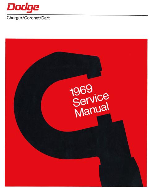 1969 Service Manual
