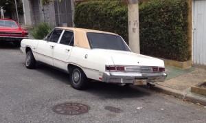 Dodge LeBaron Branco Ártico - Chassis 88879