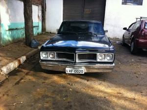 Dodge Magnum - Chassi 89205