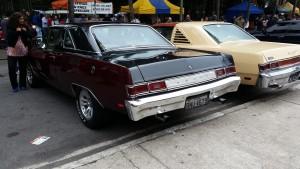 Dodge Dart DeLuxo - Chassis 88779