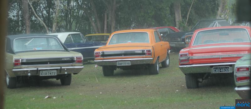 Brasília até Florianópolis de Dodge – 2° Encontro de Dodge Marina do Porto dos Sol
